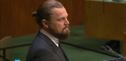 Leonardo DiCaprio Just Helped Divest $2.6 Trillion Away From Fossil Fuels