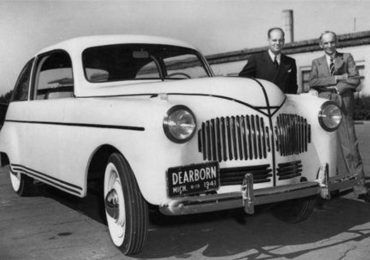 Henry Ford Invented Cars That Ran On Hemp Fuel