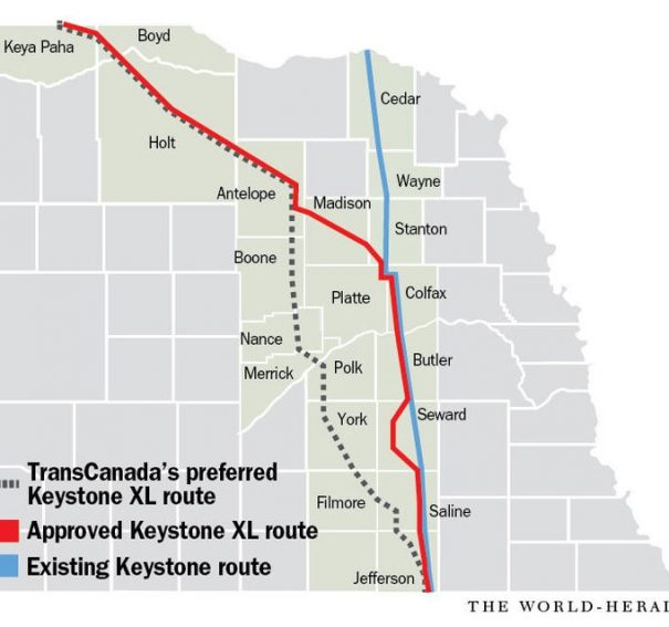 Breaking: Nebraska Approves Keystone XL Pipeline, Despite Oil Spill in South Dakota