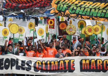A Massive Climate March is Coming Soon to Washington